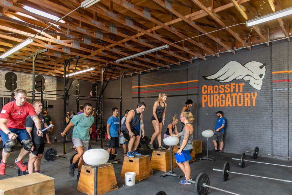 About dog house crossfit