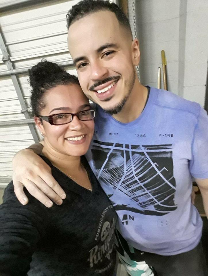 Jen & Joaquins success story